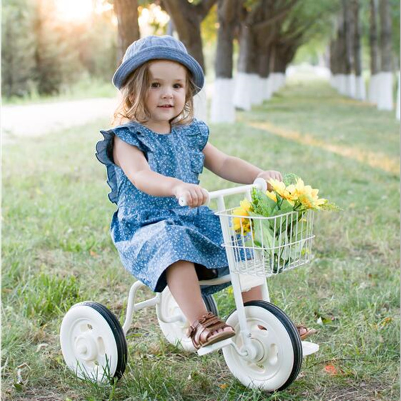 Baby Walker 1-3 Years Tricycle Children's Tricycle Baby Stroller Baby Toy Car Foot Pedal Bicycle Tricycle