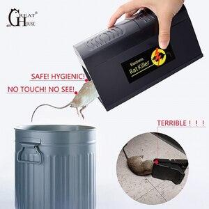 Image 3 - GREATHOUSEเมาส์Killerแรงดันไฟฟ้าสูงRat Trap US UK EU AUปลั๊กฆ่าหนูMoleสำหรับห้องครัวบ้านใช้หมายเลข