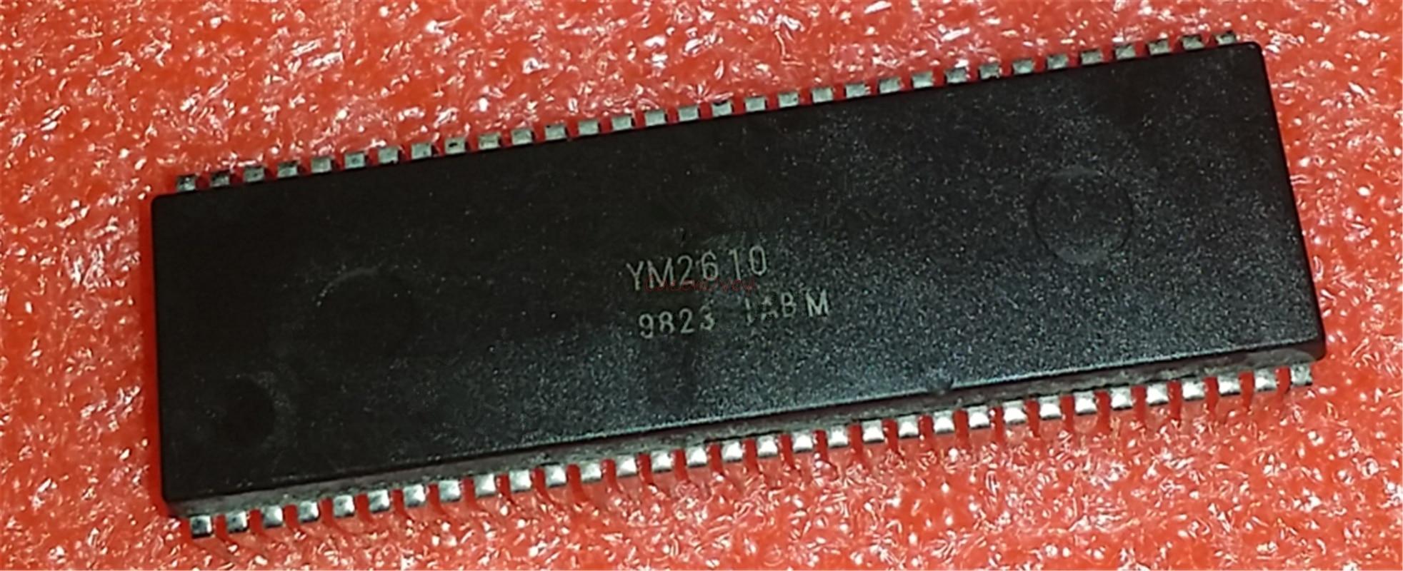 1pcs/lot YM2608B YM2610B YM2610 YM2608 DIP-64