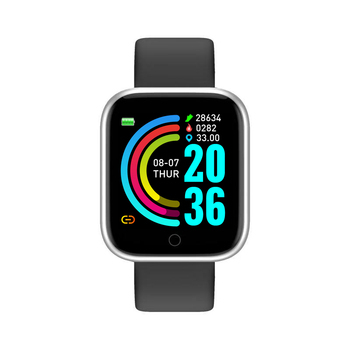 bounabay blood pressure smart bracelet watch for women watches ladies clock bluetooth waterproof android ios woman touch screen D20 Pro Smart Watch Men Women Blood Pressure Heart Rate Monitor Bluetooth Fitness Watch Smart Bracelet For Android IOS