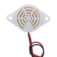 1 шт. Отличный IT 95 дБ сигнализация высокий децибел 3-24 В 12 В электронный тон зуммер звуковой сигнал сигнализация прерывистый непрерывный звук звуковой сигнал для Arduino
