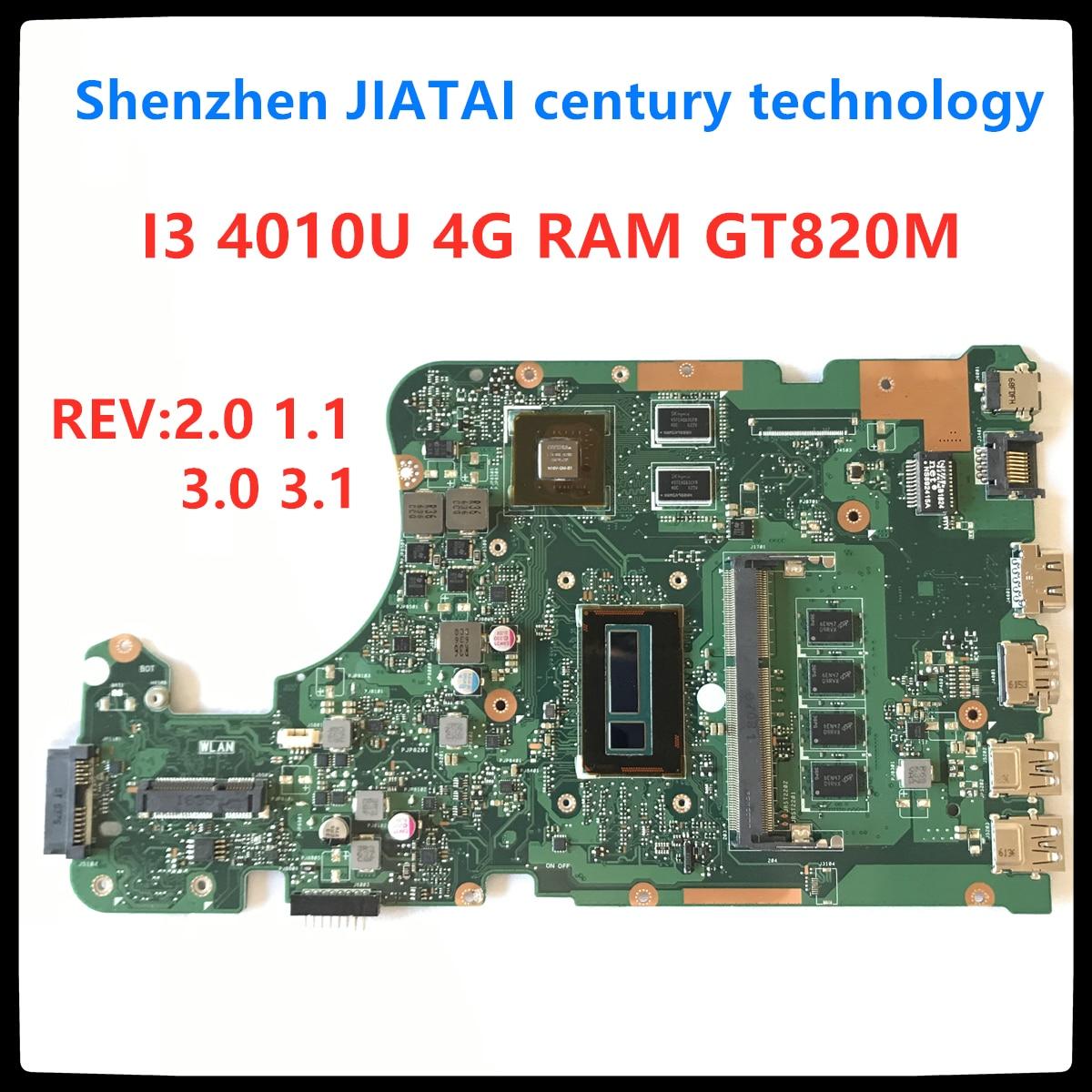 X555SJ Motherboard For ASUS X555 X555S K555S X555SJ A555S N3700 Mainboard GT920M