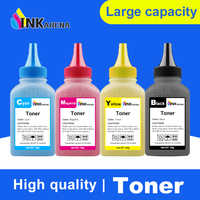 INKARENA 4 Color Ricarica Toner In Polvere Per Xerox Phaser 6020 6022 Workcentre 6010 6015 6025 6027 6028 Stampante Laser Bottiglia toner