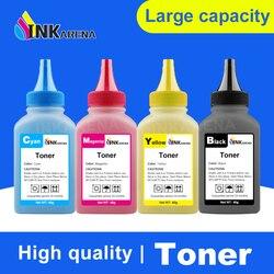 Wymiana INKARENA 4 kolor wkład toneru do Xerox Phaser 6020 6022 6010 Workcentre 6015 6025 6027 6028 drukarka laserowa butelka z tonerem|Proszek do tonerów|   -