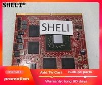 SHELI CN 0P4R8T HD6770M HD 6770M M5950 216 0810001 DDR5 1GB MXM A VGA Video Card For D e L L M4600 M5950 6700M