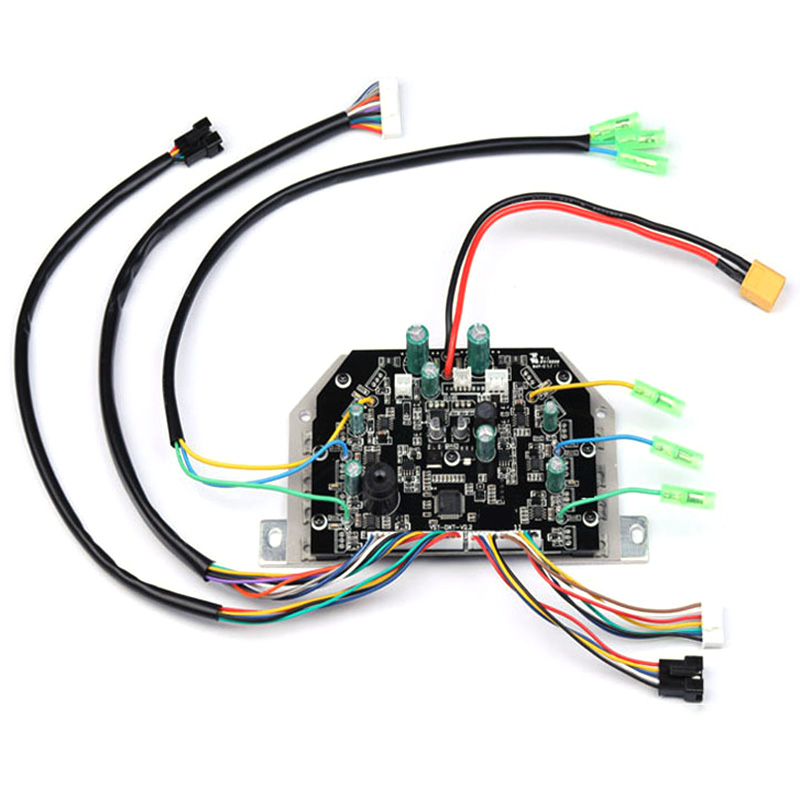 Super sell-Scooter Motherboard Mainboard Hoverboard Control Board for 6.5 Inch 2 Self Balancing Scooter Electric Skateboard Over