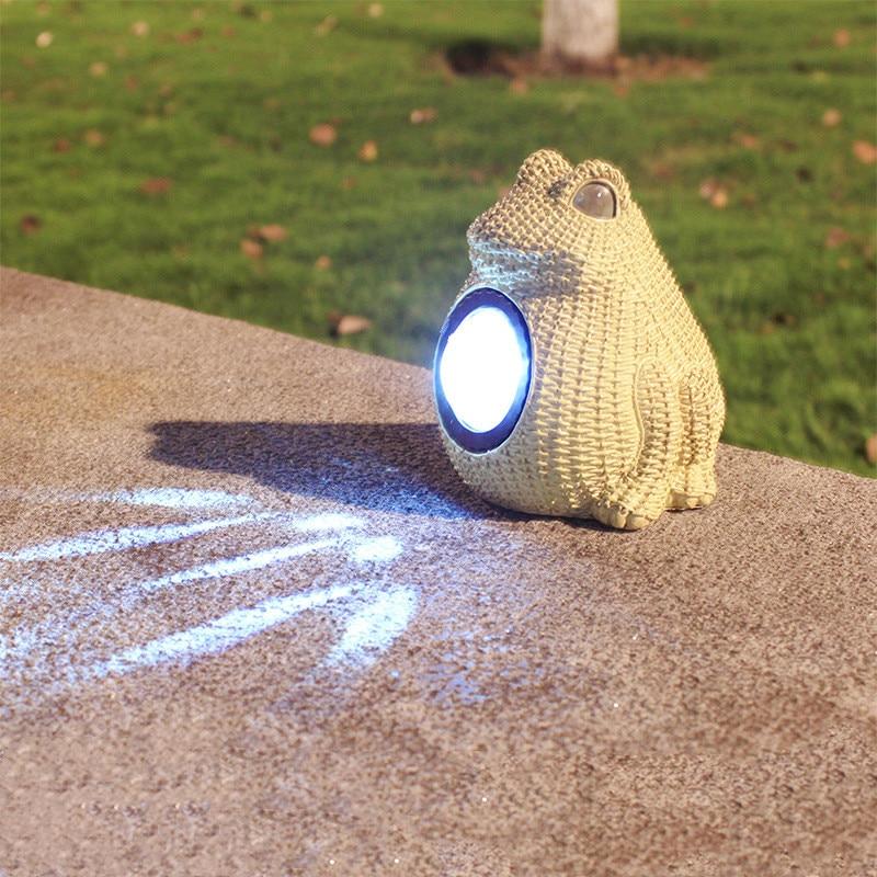 LED solar light animal model landscape garden creative fairy tale outdoor waterproof solar light craft decoration flood light|Solar Lamps| |  - title=