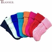 Зимний вязаный свитер для питомцев, 8 цветов, котенок, кошка, щенок, одежда для маленьких собак, чистый цвет, Верхняя Одежда для питомцев, кошек, собак, пальто 910