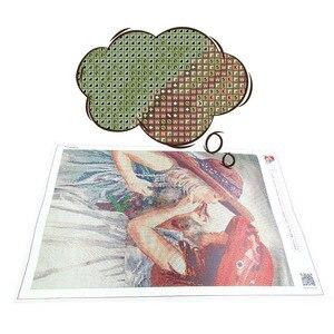 Image 5 - 今まで瞬間ダイヤモンド塗装手作り豚野菜趣味の画像ラインストーン 5D diyダイヤモンド刺繍アートワークASF1658