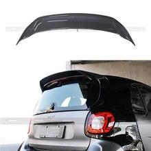 Задний спойлер для багажника из углеродного волокна украшение
