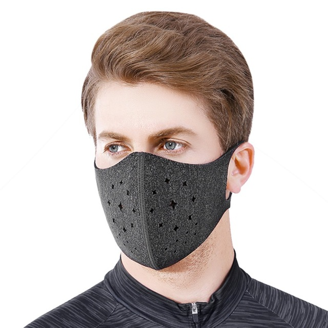 Reusable Cotton Mouth Mask Anti-Dust Fashion Face Masks Washable Masks for Adult Men Women Cycling Motorcycle 1