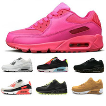 2020 Mens Running Shoes Infrared Triple White Pink Black Cro