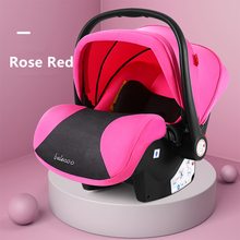Belecoo Car Seat Infant Carrier Baby Car Safety Seat Infant Baby Cradle Multifunctional Infant Car Seat Baby Comfort Carrier