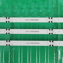 New 3 PCS 7LEDs 830mm LED backlight strip for LC43490058A LG 43UK6300PLB43UJ634V 43LJ61 _FHD_L LC43490059A Innotek 17Y 43inch_A