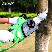 East Garden scie à chaîne, outils électriques sans fil, rechargeable, batterie ni cd, ET1105 18V 1500ma. h