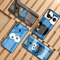 Чехол для телефона из закаленного стекла с изображением печенья монстров для Huawei P20 P30 lite P20 P30 PRO MATE 20 lite 20 PRO Honor 10