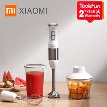 XIAOMI qcooking CD HB01 frullatore a mano tazza elettrica cucina robot da cucina portatile miscelatore spremiagrumi verdure cuocere multifunzione