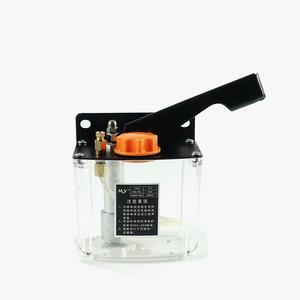 Image 2 - Cnc bomba de óleo manual 600cc para máquina cnc sistema de bomba de lubrificação de óleo tecnr