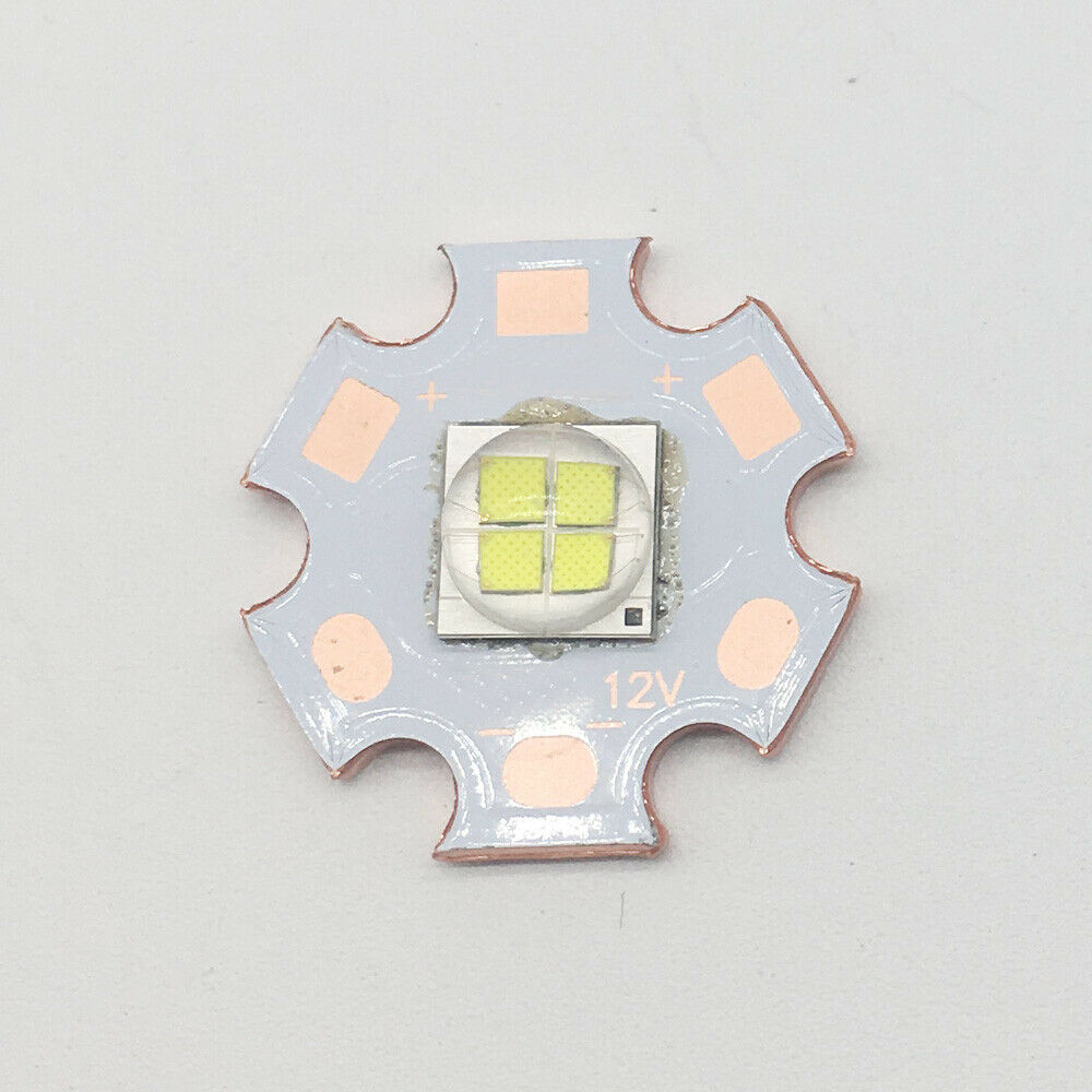 10PCS 3W general green High Power LED Emitter 700mA 568-572NM with 20mm Star PCB