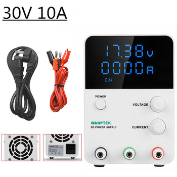 Adjustable DC Lab Switching Power Supply Variable 60V 30V 10A 5A Regulated Power Unit Bench Source Universal GPS3010D