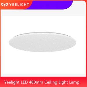 Image 1 - Yeelight plafoniera 480 Smart APP / WiFi / Bluetooth LED plafoniera soggiorno telecomando Google Home