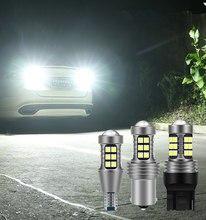 Araba ters ışık T15 LED ampul W16W Canbus LEXUS IS300 IS250 LX570 LX470 IS250 GS300 GS350 IS350 RX350 RX330