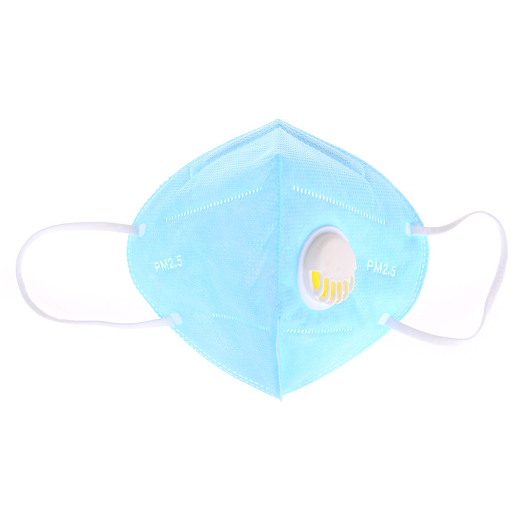 Dust-proof Mask Breath Valve Facial Protective Cover Ear-loop Face Mouth Masks JLRL88