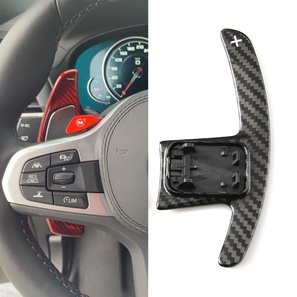 Steering Wheel Paddle Shifter Gear Shift Shifter Extension for BMW 3 5 6 7 X3 X4 X5,G20 G30 G31 G32 G12 G01 G02 G05