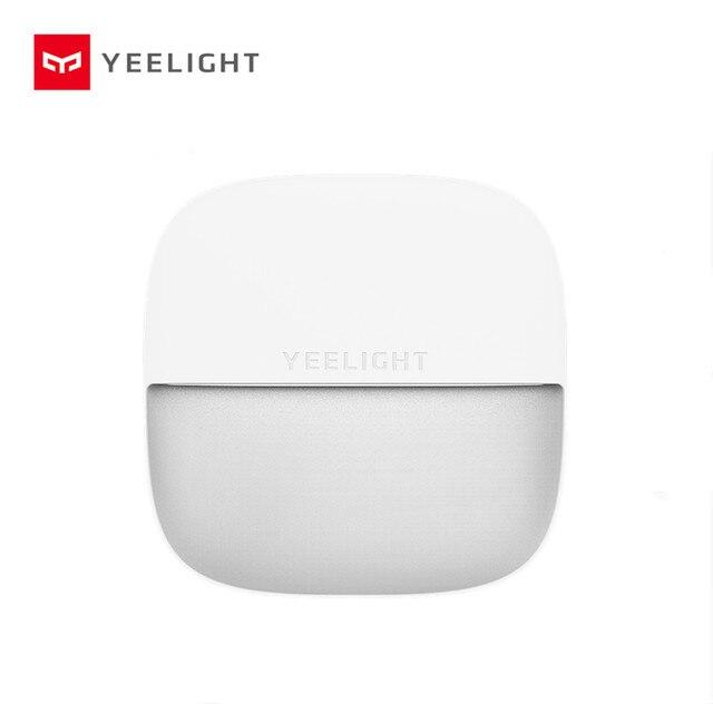 Yeelight YLYD09YL ساعة الوقواق التي تسيطر عليها الذكية الاستشعار ضوء الليل فائقة منخفضة استهلاك الطاقة AC220V