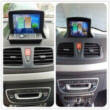 안드로이드 10.0 자동차 스테레오 DVD 플레이어 GPS Glonass 네비게이션 르노 메간 3 Fluence 4 기가 바이트 32G 비디오 멀티미디어 라디오