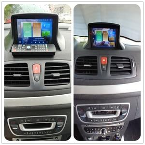 Image 1 - Android 10.0 Car Stereo DVD Player GPS Glonass Navigation for Renault Megane 3 Fluence 4GB 32G  Video Multimedia Radio