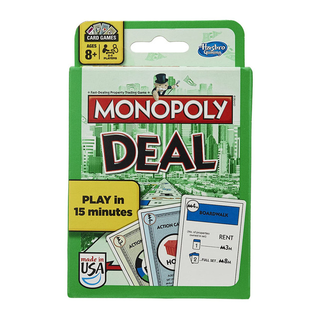 this is the game box of monopoly deal