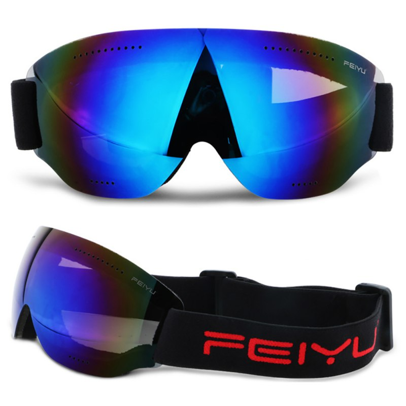 Winter Outdoor Mountaineering And Bright Eye Ski Goggles Ski Glasses Clear