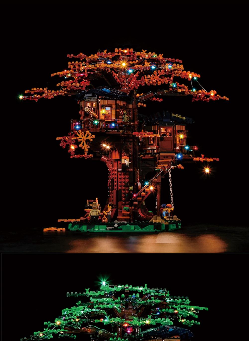 Lego 21318 Treehouse (1)