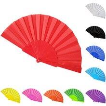 Various Color Fans Cheap Wedding Decorations Gifts For Weddings 50pc wedding decoration A1