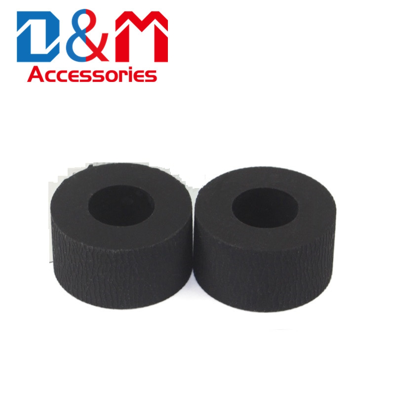 60Pcs Feed Pickup Roller tire for Xerox 133 C123 C128 1632 2240 3535 5500 5550 <font><b>7700</b></font> 7760 5225 5230 7228 7232 7235 7245 7328 7335 image