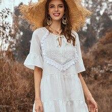 Vestidos Mujer Vestido Longo Plus Size Sale Peter Pan Collar Ukraine Vestido De