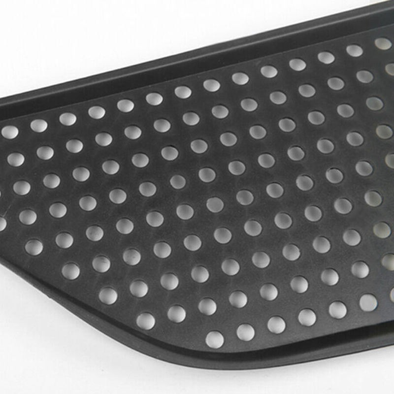 Fits For Tesla Model 3 2017-19 Black Car Air Flow Vent Cover Mouldings Protector