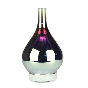 Humidifier Aroma Diffuser 3D Glass Colorful Night Light Creative Usb Home Mute Air House Office