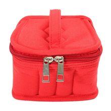 16 Bottles Essential Oil Carrying Portable Travel Holder Case Bag 5/10/15ml