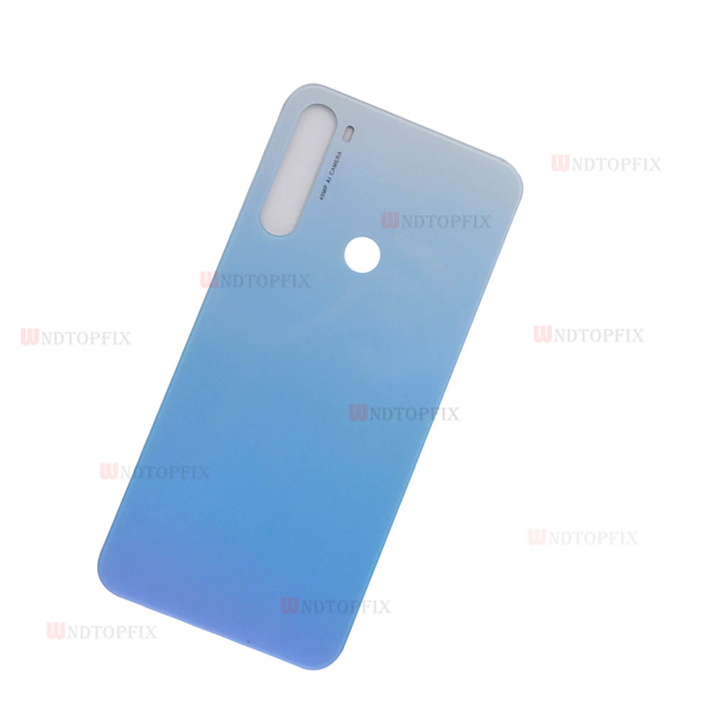 Redmi Note 8t's original glass rear battery cover