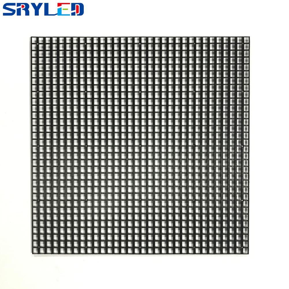 LED Display Module Mask For 192x192mm Indoor P6 LED Module