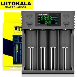 Image 5 - 2020 liitokala Lii 500 بطارية قابلة للشحن شاحن Lii PD4 Lii S1 lii S2 lii S4 18650 ل 3.7V 21700 26650 20650 AA AAA