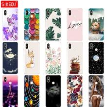 Silicone case For Xiaomi mi 8 6.21''