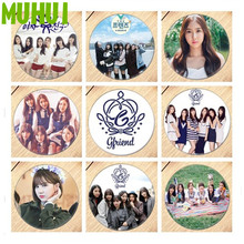Free Shipping Kpop GFriend So Won Yu Ju Brooch Pin Girls Badges For Clothes Backpack Decoration Jewelry B231