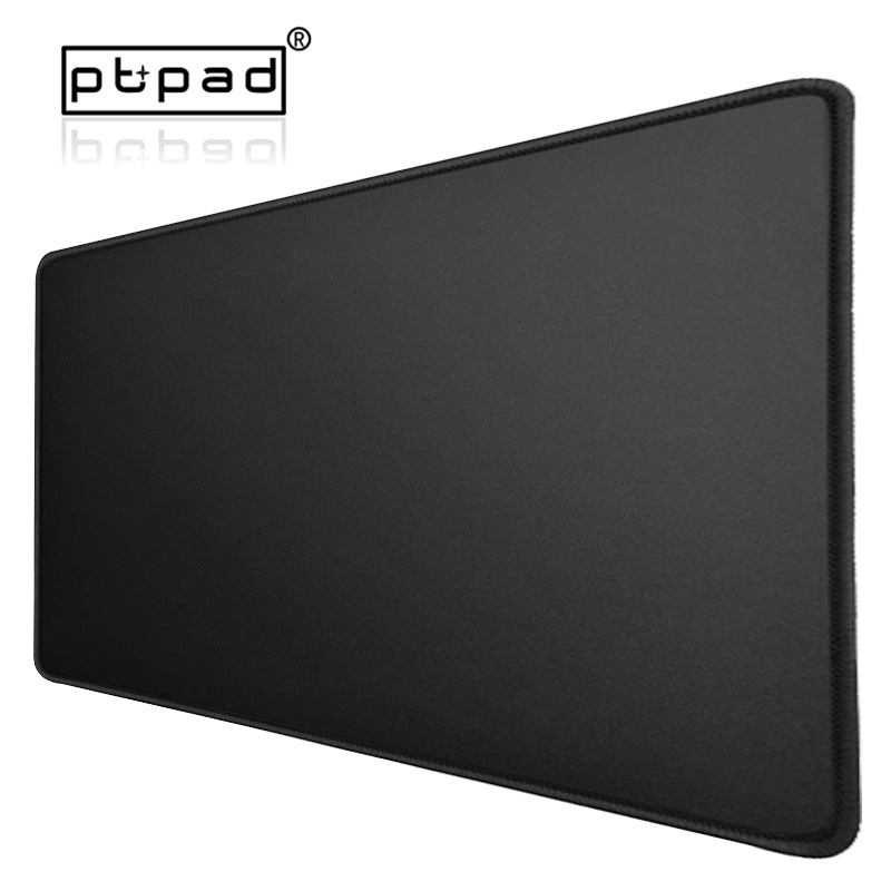 900*400*3mm Waterproof Large XL Gaming Office Locking Stitched Edges Black Mouse Pad Non-Slip Rubber Gamer Laptop Mousepad