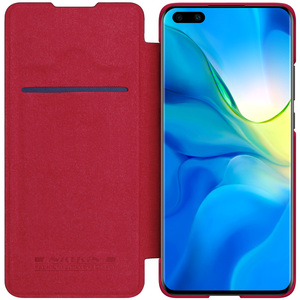Image 2 - Nillkin Qin Book Flip Leather Case Cover For Huawei P40 Pro Pro+ Plus