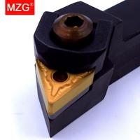 MZG WTJNR 20*20 25mm  External Carbide Insert Turning Tool Holders CNC Lathe Machining Arbor Boring Toolholder Cutting Bar