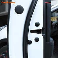 12 pçs porta do carro bloqueio de parafuso protetor capas para nissan qashqai j11 j10 x-trail xtrail t32 t31 acessórios do carro