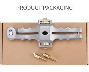 Image 5 - Kesici boyuna açılış bıçak kılıf eğme Fiber optik kablo striptizci SI 01